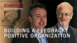 Building a Feedback-Positive Organization by David Bradford & Scott Brady